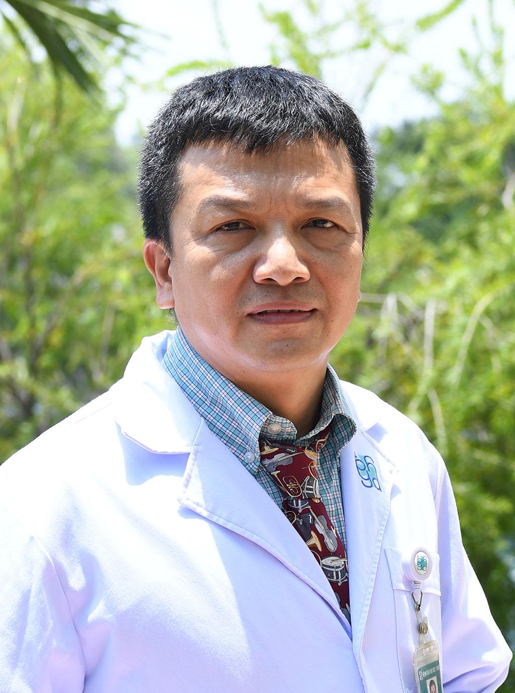 ThS. BSCK I. Nguyễn Mạnh Đôn